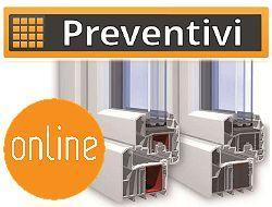 Torino serramenti preventivo di costo e prezzi online for Infissi pvc costo